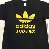 Kaos Gildan Adidas