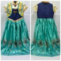 Dress / Gaun / Kostum Elsa Frozen 7 - Size 150