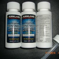 KIRKLAND SIGNATURE 5% MINOXIDIL HAIR REGROWTH TREATMENT EXTRA STRENGTH