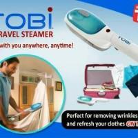Setrika Uap Tobi / Strika Uap / Travel Steamer / Gosokan Uap