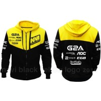Jaket Gaming Dota 2 Dota2 CS:GO Navi 2016 Hoodie Sweater Jumper Jacket