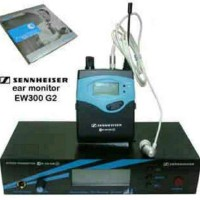 Harga Murah !!! Ear Monitor Sennheiser Ew 300 G2