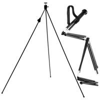 Zipshot Foldable Mini Tripod - Black