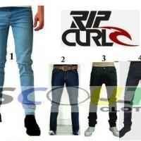 Celana Panjang Jeans Skinny Merk Rip Curl