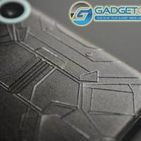 harga - iPhone 5/5s/6/6s/6+/6s+ DEVILCASE SKIN, Iron Man Dark Samurai - Tokopedia.com