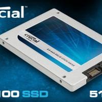 Crucial SSD MX100 512GB