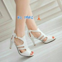 harga Heela cantik/wedges/flat/boot/supplier sepatu wanita murah Tokopedia.com