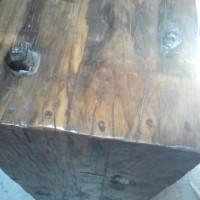 Kursi panjang kayu ulin ex Suramadu bridge