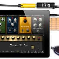 Amplitube iRig (iPhone & Android)