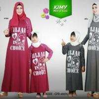 Harga gamis couple ibu dan | WIKIPRICE INDONESIA