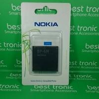 Batre,Baterry,Baterai NOKIA BP-6M 3250/6288/N73/N73ME/N93 ori 100 %