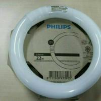 LAMPU PHILIPS TL-E  22W/54 RING
