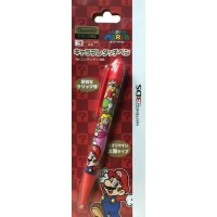 Stylus 3DS / 3DS-XL Stylus Super Mario RED Or BLUE