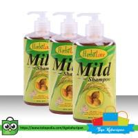 Herbalove Shampoo Merang Miri (Mild) 500ml