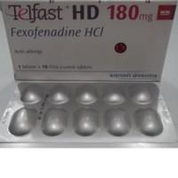 Obat Alergi Telfast HD 180 mg
