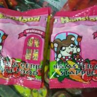 Makanan Hamster Racikan