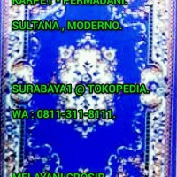 Permadani Karpet 210*160 Sultana , Moderno hijab Murah Surabaya.