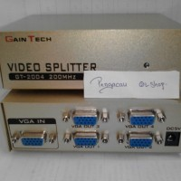Vga Splitter 4Port / Spliter 4port / 1-4