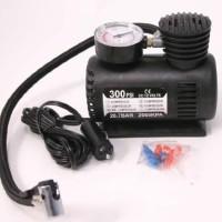 Pompa ban mobil Air Compressor car electric pump tire aksesoris 300psi