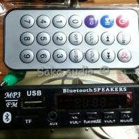 Panel Mp3 Player Bluetooth Saka 01