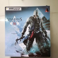 Play Arts kai Assasin Creed III Connor 2 Ubisoft Square Enix KW