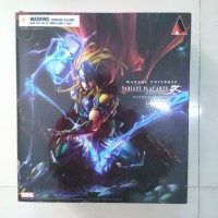 Play Arts Kai Thor Marvel Universe Variant Square Enix KW include base