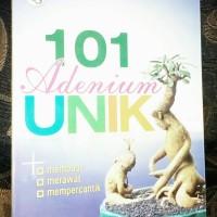 Buku 101 Adenium Unik