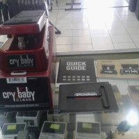 Dunlop SW-95 Cry Baby Slash Wah Pedal