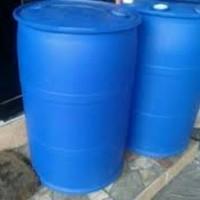 drum plastik/tong sampah/tempat sampah/penampung air