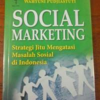 Social Marketing; Strategi Jitu Mengatasi Masalah Sosial di Indonesia