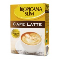 harga Tropicana Slim Cafe Latte Tokopedia.com