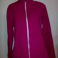 Jaket winter/ jaket motor/ jaket gunung warna mauve