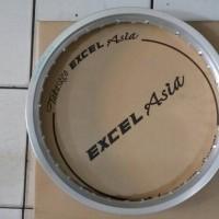 harga Velg Takasago Excel Asia 1.40 x 17 Silver, Harga per BUAH Tokopedia.com