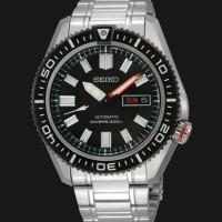 Jam Tangan Pria SKZ325 - Seiko Automatic Stargate Diver 200M SKZ325K1