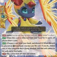 Kartu Cardfight Vanguard Light Elemental Sunny ENG