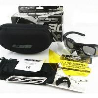 harga Kacamata Tactical / Military ESS Crossbow 3 Lensa Full Set Tokopedia.com