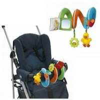 Chicco Duck Stroller Toy / Chicco Mainan Stroller