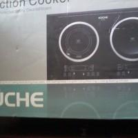 Induction Cooker KUCHE + Cooker Hood