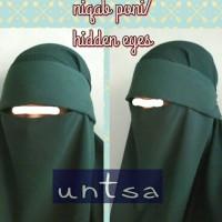 niqab poni/bandana/hidden eyes