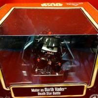 Disney Pixar Cars Mater as Darth Vader