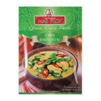 Bumbu Instan Kari Hijau Mae Ploy Spicy Thai Green Curry Paste 50g