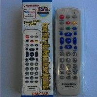 Remote Multi Receiver Digital (Receiver Parabola) Merk CHUNSHIN RM-056B