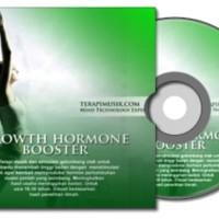 CD Terapi Musik Growth Hormone Booster - Menambah Tinggi Badan