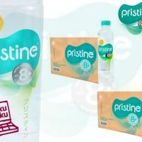 Pristine 8+ 400ml 2carton Isi 48botol Mineral Water Ionisasi