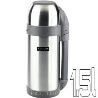 harga Termos Air Panas SHUMA 1.5 L - Vacuum Flask Wide Mouth Original Tokopedia.com