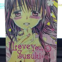 komik i love you suzuki kun 12
