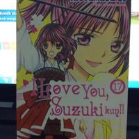 komik i love you suzuki kun 17