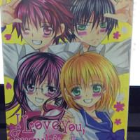 Komik I love you, suzuki kun!! official fan book