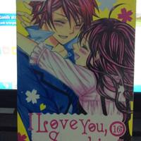 komik i love you suzuki kun 16
