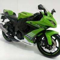 Diecast Motor Kawasaki Ninja ZX10R